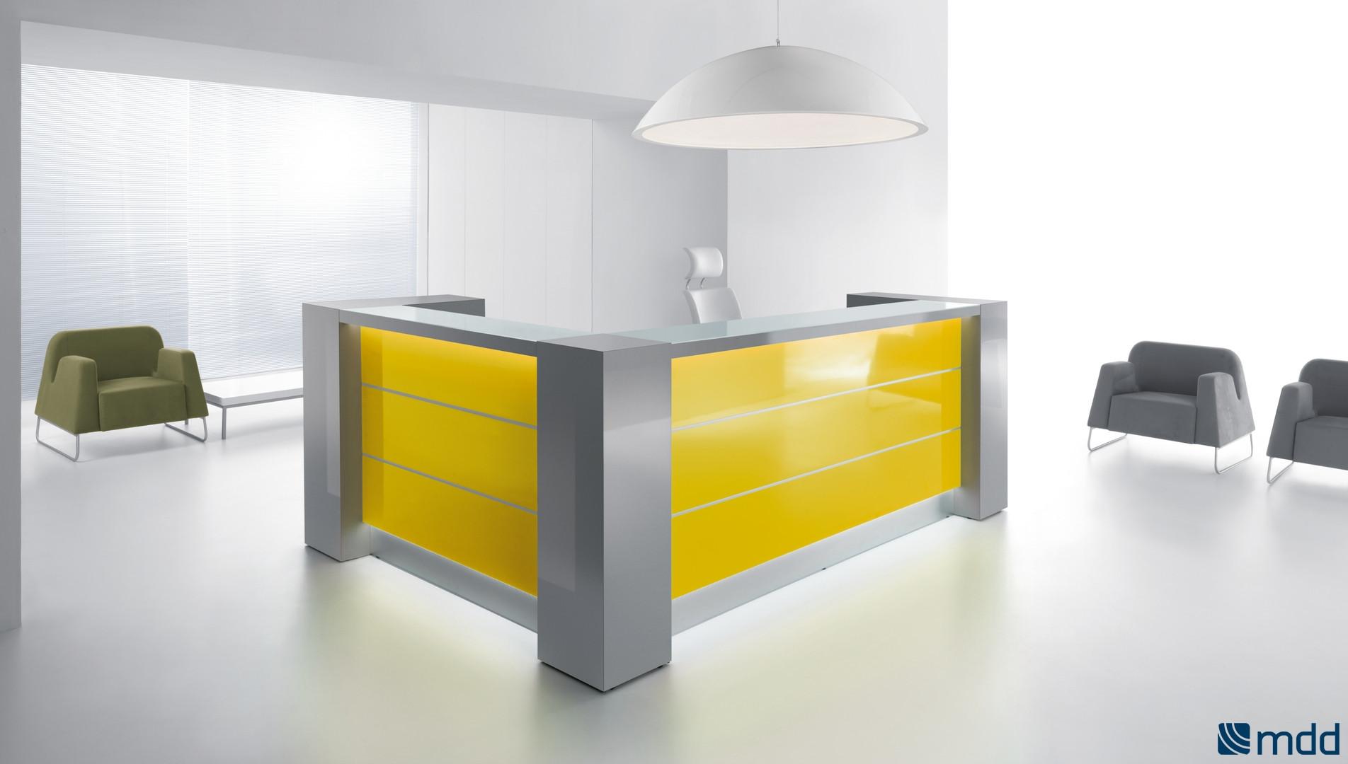 Design Reception - Empfangstheke VALDE 16