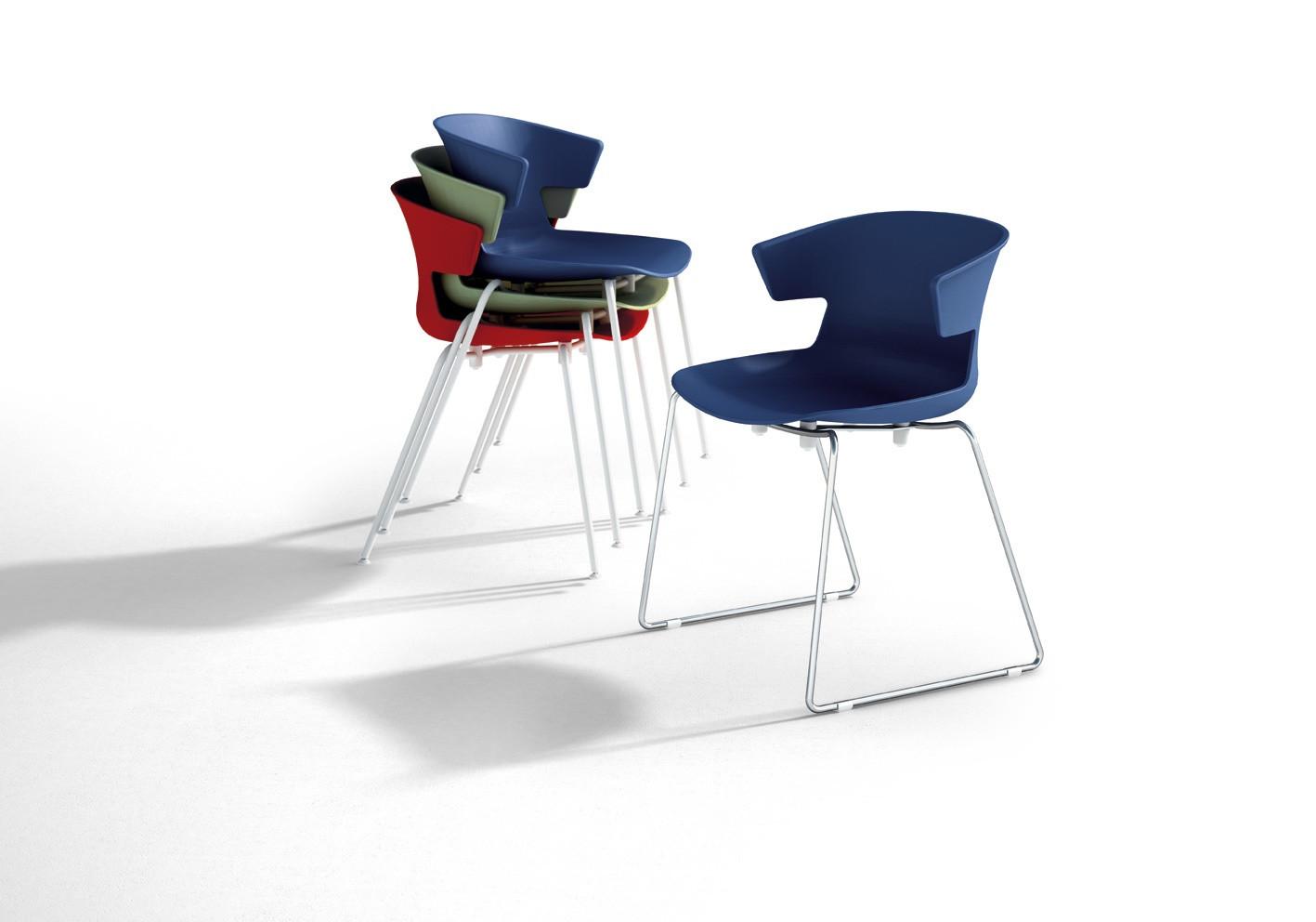 Design Stuhl COVE  Besucher- und Konferenzstuhl! Comfort pur!