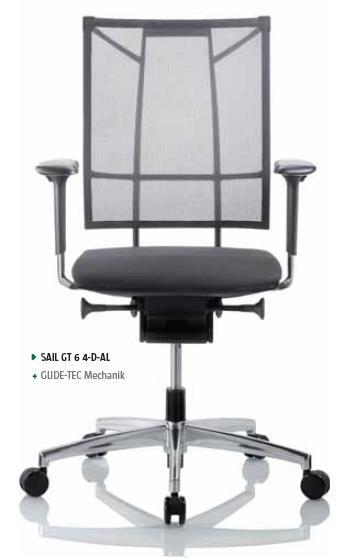 Bürodrehstuhl SAIL GT 6