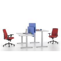 ALMA-H Schreibtisch elektrisch Höhenverstellbar 650-1290 mm mit Memory
